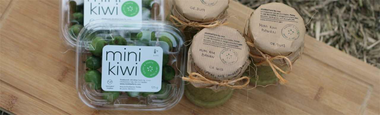 Mini Kiwi fruits are available in shops